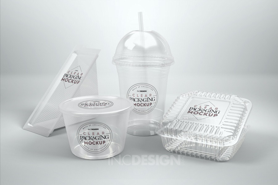 Fast Food Branding and Packaging – Free PSD Mockup