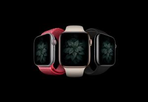 Apple Watch – Free PSD MockUps