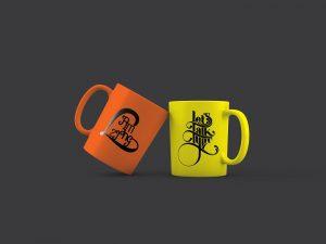 Free Mug PSD Mockup – Freebie Mockups