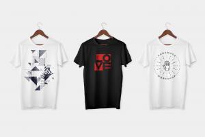 Free T-Shirt Mockups – Freebie Mockup