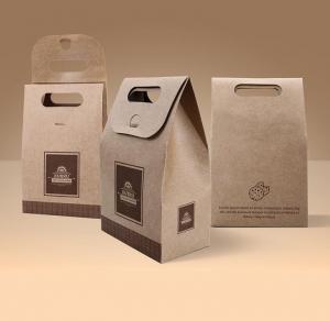 Kraft Paper Bag – Free Mockups
