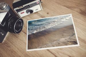 Photo in Frame 4 Presentation – Free Mockups