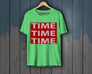 Man T-Shirt – Free Mockup