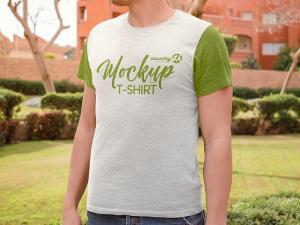 2 Free T-Shirt Mockups