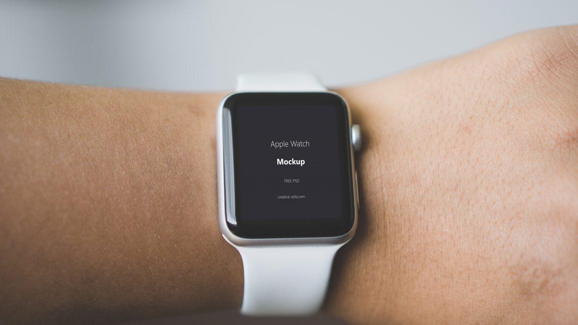 Apple Watch Free Mockups