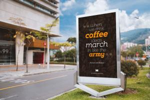 Billboard Outdoor Advertising – Free Mockup