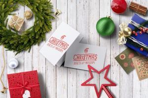 Christmas Assets Free Mockups