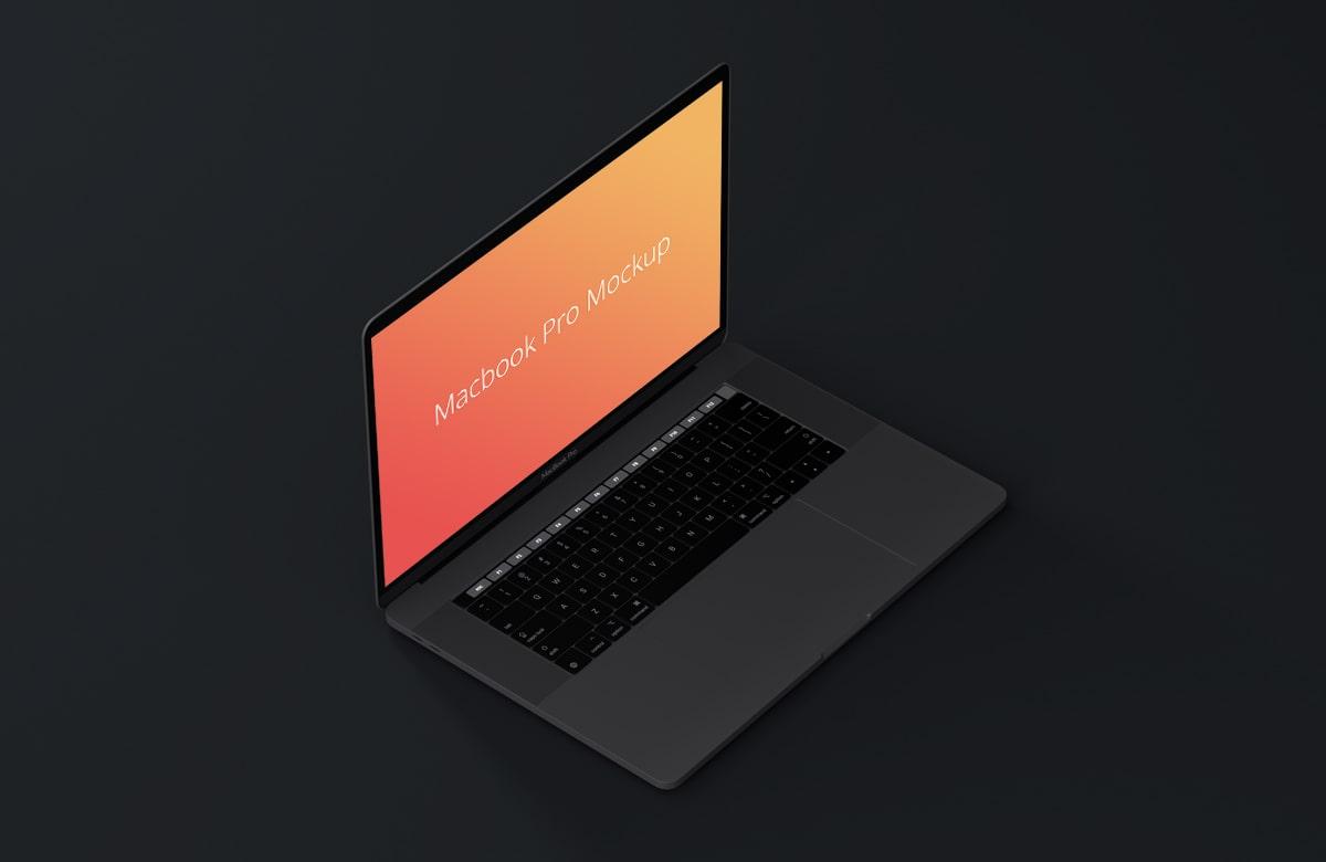MacBook/iMac Free PSD Mockups