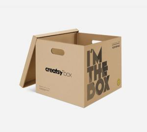 Moving Box – Free Mockup