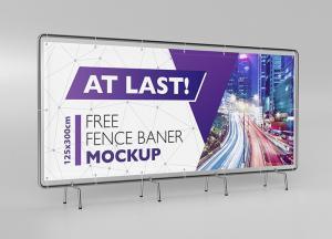 Advertisment Banner Free Mockups