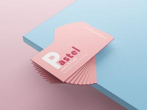 Free Creative Business Cards Mockups