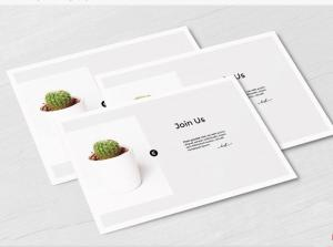 Postcard – Free Mockups