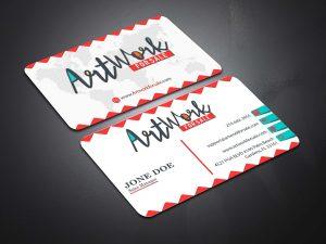 Minimal Business Card Free Mockup