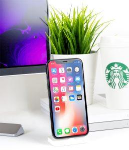 Clean 3 iPhone X Free Mockups