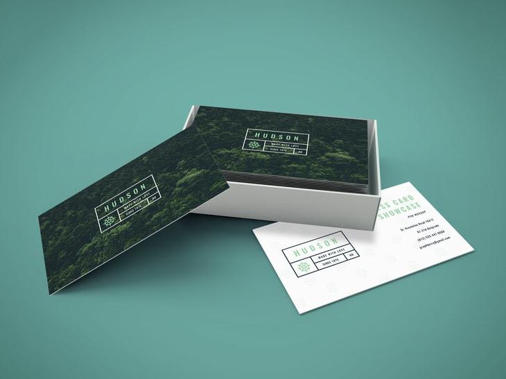 Creative Business Cards Mockups