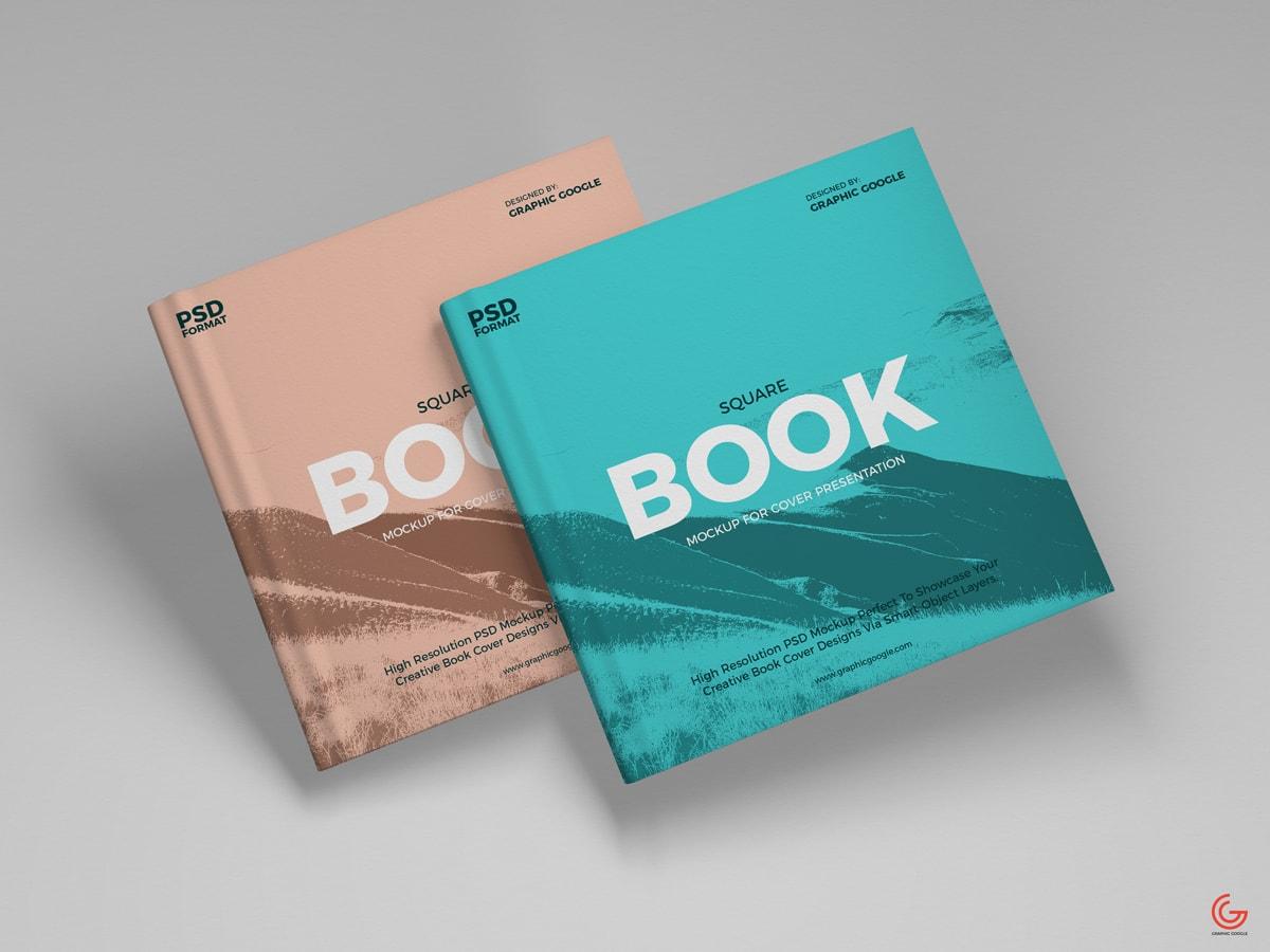 Free Brand Book Mockups