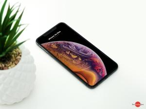 Free Elegant iPhone XS Max Mockup