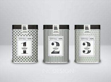 Free Metal Packaging Mockup