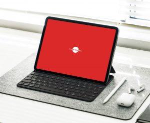 Free iPad Pro Mockup