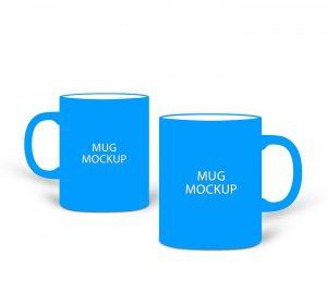 Simple Coffee Mug Free Mockup