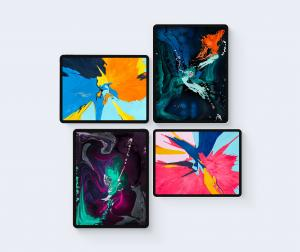 Free iPad Pro (2018) Mockup