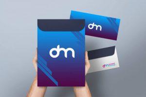 A4 Envelope Free Mock-ups