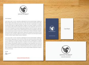 Complete Stationary Free Mockups
