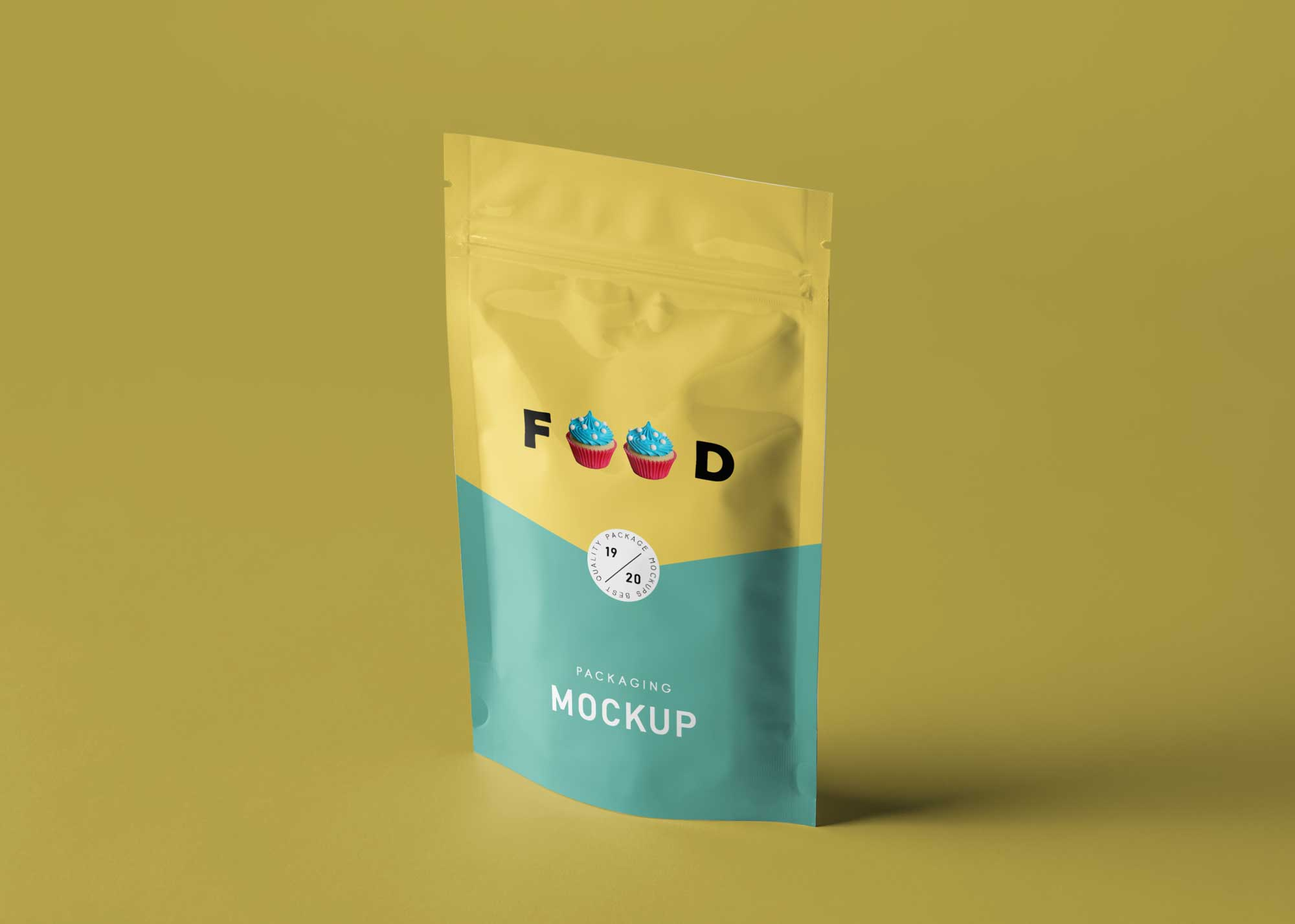 Food & Beverages Free PSD Mockups