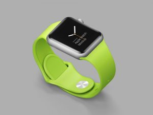 Free Apple Watch Mock-ups
