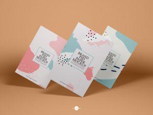 Free Brand Paper Mockup Template