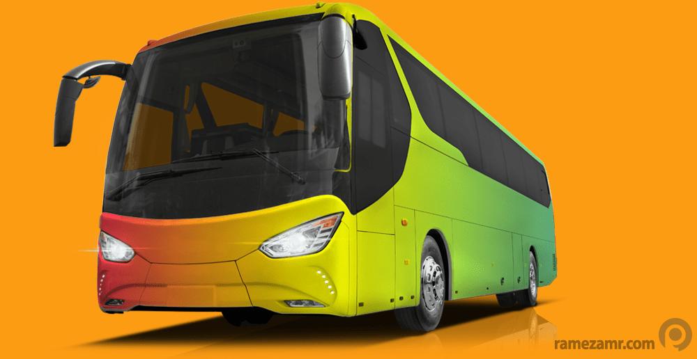 Free Bus Design Mock-up