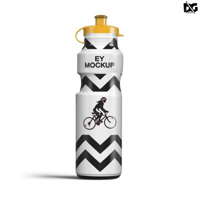 Free Cycle Sipper Bottle Mockups