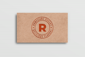 Free Recycled Paper Card Mockup