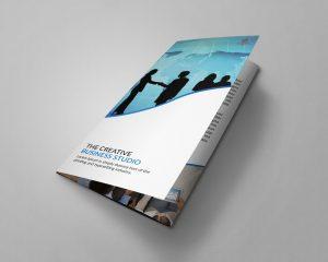 Free Tri-fold Brochure Mockups