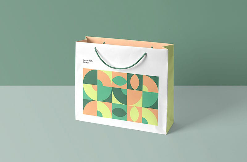 Shopping Bag Free Mockup