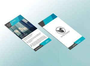 Vertical Flyer Free Mockups