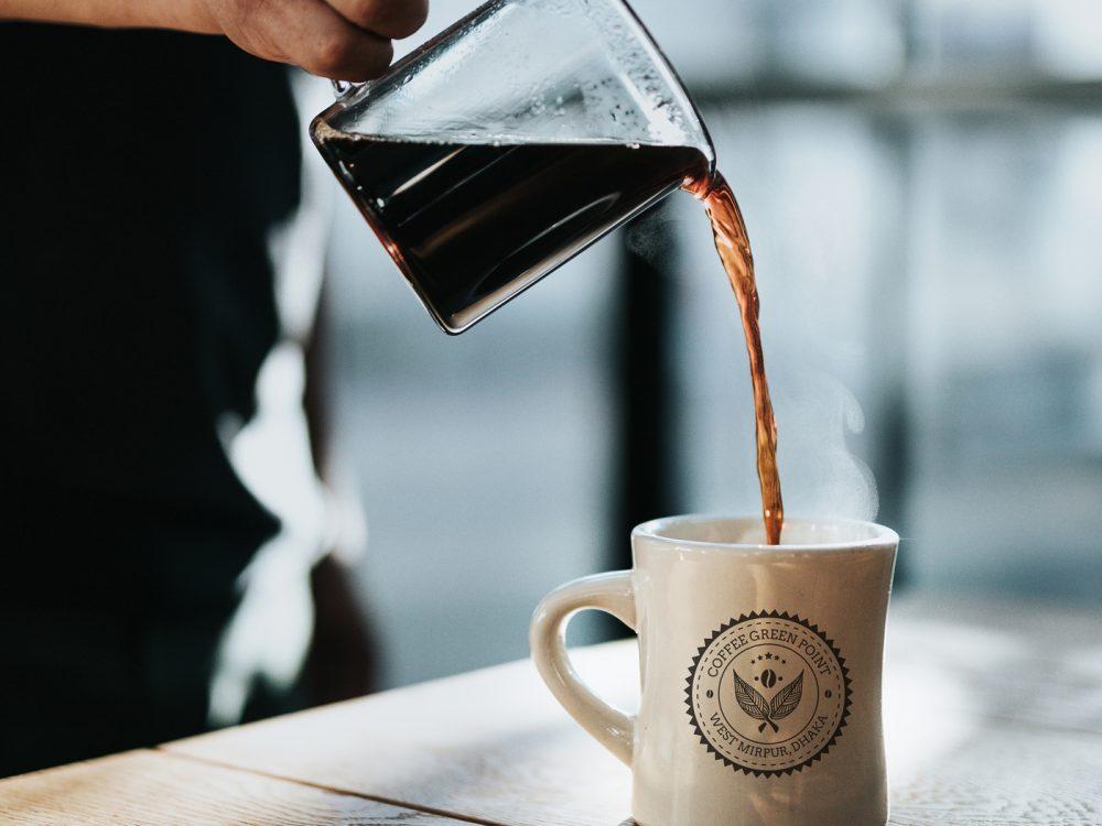 Free Logo Coffee Mug Mockups