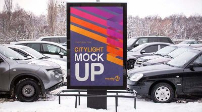 Free Outdoor Billboard Mock-ups