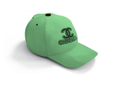 Side View Cap Free Mockup