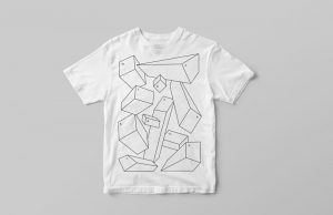 White T-Shirt Free Mock-up