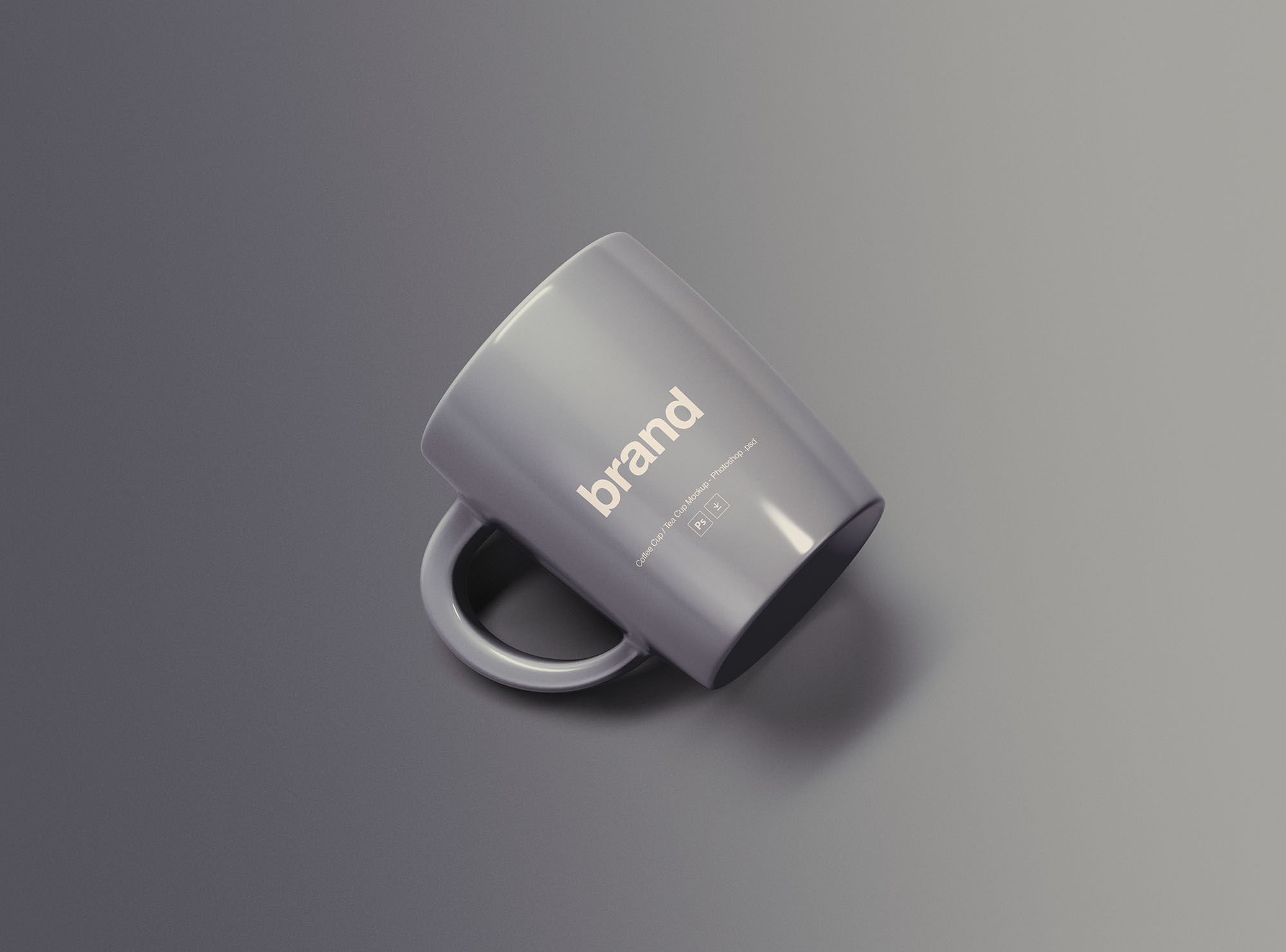 Minimal Mug Free Mockup