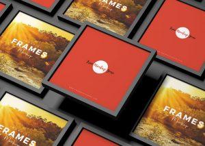 Free Branding Frames Mock-ups