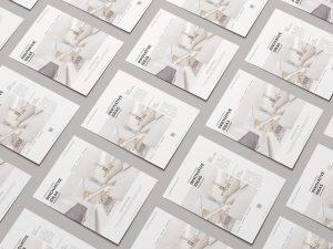 Free Letter Size Flyer Mockup Design For Branding