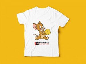 Kids T-Shirt Free Mockup PSD Template