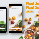 Free Google Pixel 3a & 3a xl Mockups