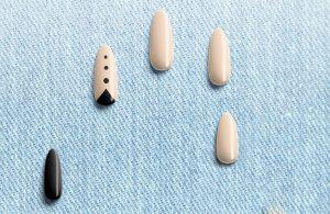 Manicure Nails Design Free Mockup Set