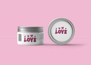 Cosmetic Cream Packaging Free PSD Mockup