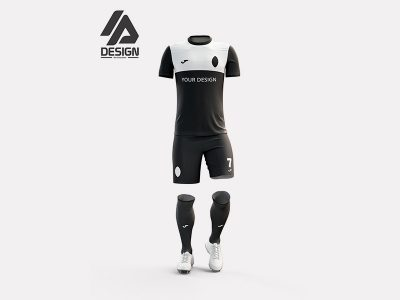 Football Jersey Free PSD Mockup Kit