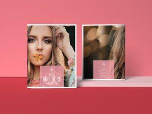Free Brand Brochure Mockup