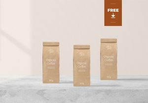 Realistic Packaging Free PSD Mockup
